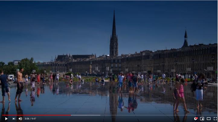 Timelapse Bordeaux